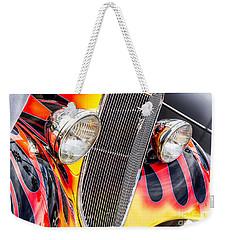 Speeding Into The Light Weekender Tote Bag