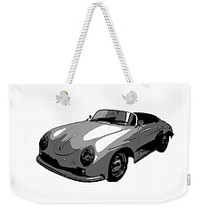 Weekender Tote Bag featuring the photograph Speedster by J Anthony