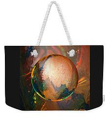 Sphering Lunar Vibrations Weekender Tote Bag