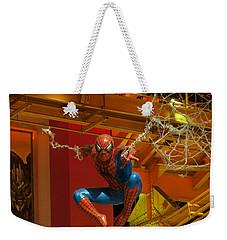 Spider Man Weekender Tote Bag