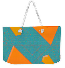 Spider  Mill Weekender Tote Bag