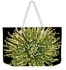 Spider Mum Weekender Tote Bag by Jerry Fornarotto
