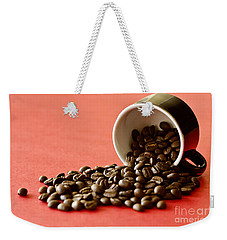 Spill The Beans Weekender Tote Bag