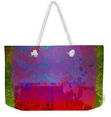 Spills And Drips Weekender Tote Bag