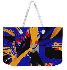 Spinart Revival II Weekender Tote Bag