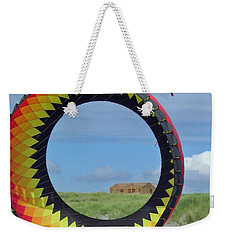 Spinning In A Circle Weekender Tote Bag