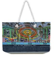 Spinning Weekender Tote Bag