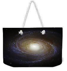 Spiral Galaxy M81 Weekender Tote Bag
