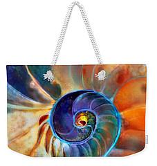 Spiral Life Weekender Tote Bag