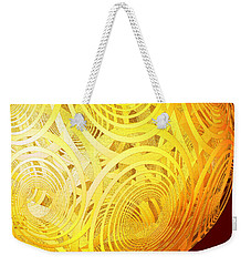 Spiral Sun By Jammer Weekender Tote Bag