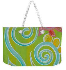 Spirals Weekender Tote Bag