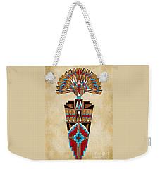 Spirit Chief Weekender Tote Bag