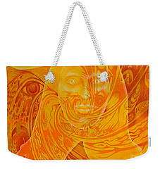 Spirit Fire Weekender Tote Bag