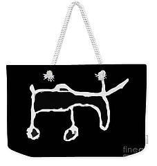 Spirit Helper Signum 3 Weekender Tote Bag