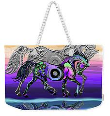 Spirit Horse Weekender Tote Bag by Michele Avanti