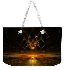 Spirit In The Sky Weekender Tote Bag by GJ Blackman
