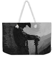 Spirit Of A Cowboy Weekender Tote Bag