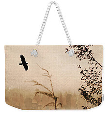 Spirit Of Alaska Weekender Tote Bag
