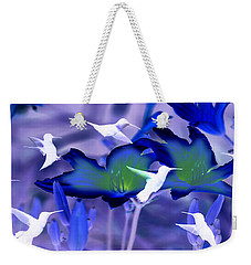 Spirit Of The Humming Bird Weekender Tote Bag
