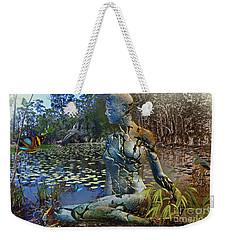 Spirit Of The Land Weekender Tote Bag by Shadowlea Is
