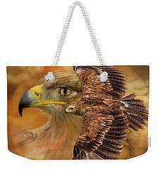 Spirit Of The Wind Weekender Tote Bag