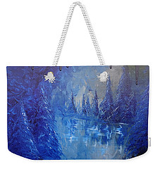 Spirit Pond Weekender Tote Bag by Jacqueline Athmann