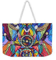 Spiritual Guide Weekender Tote Bag