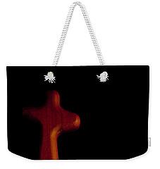 Spiritual Resolution Weekender Tote Bag