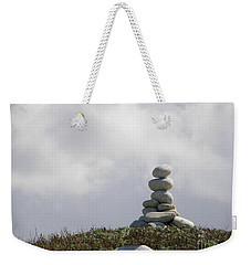 Spiritual Rock Sculpture Weekender Tote Bag