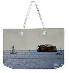 Spitbank Fort Martello Tower Weekender Tote Bag