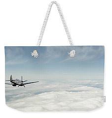 Spitfire Ace Weekender Tote Bag by J Biggadike