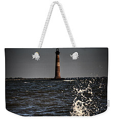 Splash Of Light Weekender Tote Bag