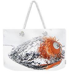 Splashie Weekender Tote Bag