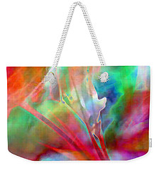 Splendor - Abstract Art Weekender Tote Bag by Jaison Cianelli