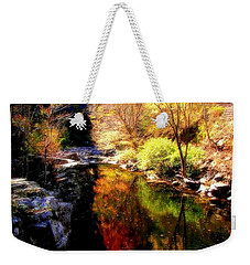 Splendor Of Autumn Weekender Tote Bag