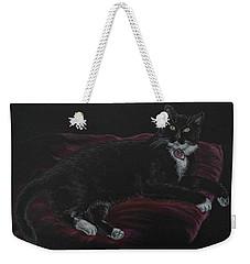 Spooky The Cat Weekender Tote Bag
