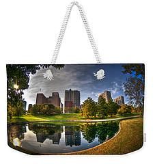 Weekender Tote Bag featuring the photograph Spoonful Of St. Louis by Deborah Klubertanz