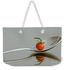 Spoonful Of Vitamin Weekender Tote Bag by Jonathan Nguyen