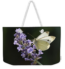 Weekender Tote Bag featuring the photograph Spot by Arthur Fix