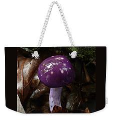 Spotted Cortinarius Mushroom Weekender Tote Bag