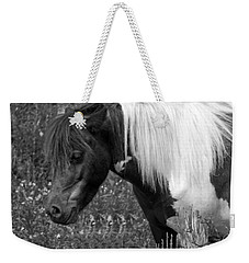 Spotted Pony Weekender Tote Bag