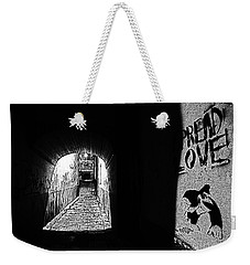 Spread Love Weekender Tote Bag