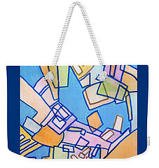 Summer In The City Weekender Tote Bag by Jim Whalen