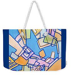 Summer In The City Weekender Tote Bag