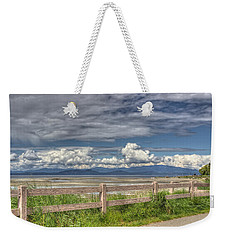 Spring Afternoon Weekender Tote Bag