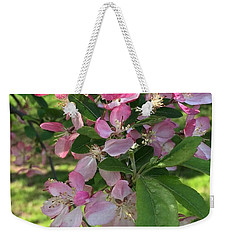 Spring Blossoms - Flower Photography Weekender Tote Bag