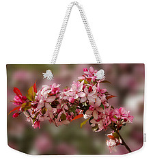Cheery Cherry Blossoms Weekender Tote Bag
