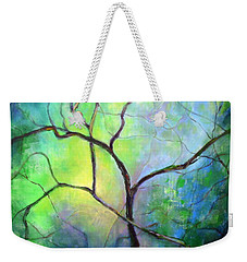 Spring Catawba Tree Weekender Tote Bag