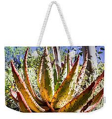 Spring Color In The Desert Weekender Tote Bag