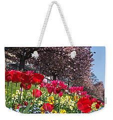 Spring Colours - Edinburgh Weekender Tote Bag by Phil Banks